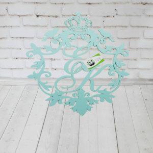 Фамильный герб из дерева