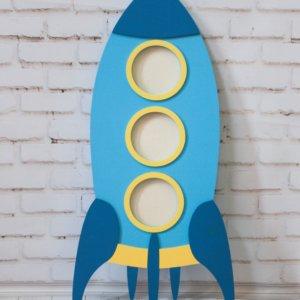 Фоторамка — Ракета