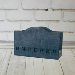 Подставка для соли/перца и салфеток