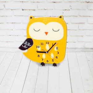 Настенные часы — Сова